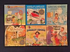 6 Lot Children's Picture Books by Robert Munsch: Love You Forever & More PBs