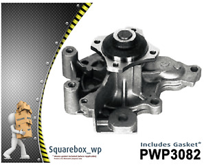 Water Pump PWP3082 fits FORD Laser KN,KQ 1.8,2.0L DOHC FP,ZM 2/99 - 9/02