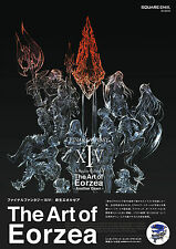 FINAL FANTASY XIV: A Realm Reborn The Art of Eorzea genuine JAPAN