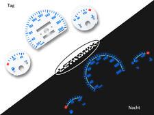 LETRONIX Plasma Tacho Tachoscheiben EL-Dash Opel Corsa B o DZM 20-200Kmh