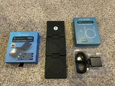 New listing Ampere Unravel 10W Wireless Charger for 2 Qi Phones and 1 Apple Watch (1st Of 2)