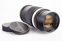 Minolta Rokkor-TC 135mm f/4 Prime Telephoto Lens with Both Caps for MD Mount V13