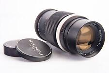 Minolta Rokkor-TC 135mm f/4 Prime Telephoto Lens with Both Caps for MD Mount V13