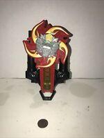 Power Rangers Super Ninja Steel Lion Fire Battle Morpher Bandi