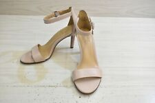 Naturalizer Kinsley Ankle Strap Sandals, Women's Size 8 M, Soft Marble NEW