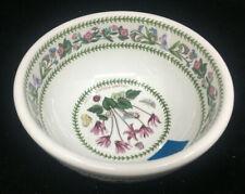 "Portmeirion Variations Cyclamen 1 Salad Dessert Fruit Bowl 5 1/2"" Pink Flowers"
