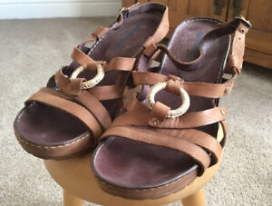 TIMBERLAND EARTHKEEPER SANDALS SIZE 5