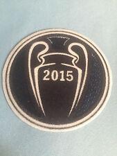 PARCHE UEFA CHAMPIONS LEAGUE BARÇA 2015 / UEFA CHAMPIONS LEAGUE 2015 BARÇA PATCH