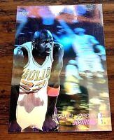 1991-92 Upper Deck Award Winner Holograms #AW1 Michael Jordan - Bulls