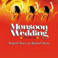 Monsoon Wedding Score By Mychael Danna , Music CD
