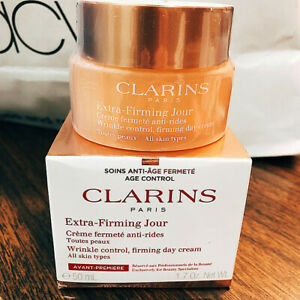 Clarins Extra Firming Jour Wrinkle Control Firming Day Cream For Dry Skin 50ml