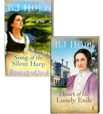 EMERALD BALLAD 1-2 (pb) Song of Silent Harp,Heart Lonely Exile by  B J Hoff