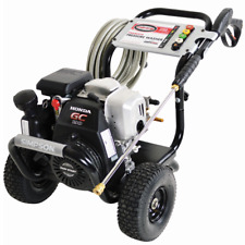 Simpson MegaShot 3200 PSI (Gas-Cold Water) Pressure Washer w/ Honda Engine