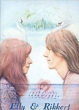ELLY & RIKKERT adem HOLLAND EX LP 1981