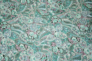 Ivory Paisley Flower Guipure,weddingbridalpromnightgown Fabric.50 Wide
