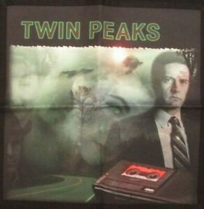 TWIN PEAKS DECORATIVE THROW PILLOW CASE GREAT IMAGE