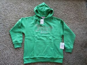 NWT Juicy Couture Forever 21 Jewel Embellished Women's Hoodie Sweatshirt Size L