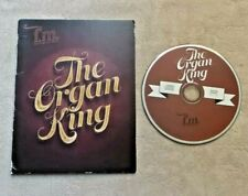 "CD AUDIO DISQUE MUSIQUE / FM ""THE ORGAN KING"" CD ALBUM PROMO 10T 2013 RARE"