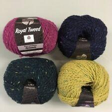 LANA GROSSA - Royal Tweed   Tweedgarn, Schurwolle, freie Farbwahl, 50g