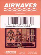 Airwaves 1/72 F-89D/J SCORPION Etch per Revell kit # AEC72063