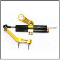 For Honda CBR900RR CBR954RR 2002-2003 Steering Damper Stabilizer & Bracket Mount