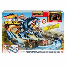 Hot Wheels GNB05 HW Monster Trucks F2020 TV Driver Playset