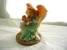 New ListingRoman Seraphim Classics Angel Figurine 6th Birthday Girl 5 Inch