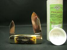 New listing GREAT EASTERN NORTHFIELD CUTLERY #362208 BURNT STAG SUNFISH 2008.