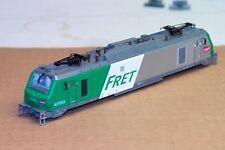 MEHANO CAISSE COMPLETE  ALSTOM BB 427053 FRET SNCF DEPOT DE LENS + 4 tampons