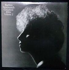 BARBRA STREISAND'S GREATEST HITS VOLUME 2 - VINYL LP AUSTRALIA