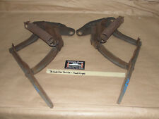 Chevy Nova Chevelle Cadillac Seville GM MATCHED PAIR OF HOOD HINGES LEFT & RIGHT