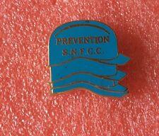 Pins Bâtiment S.N.F.C.C. PRÉVENTION Casque de Chantier