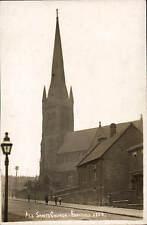 Sheffield. All Saints Church # 1309.