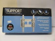 """Universal LCD/TFT & Plasma Wall Mount Adjustable Tilt Slim Profile #TLCD8 32"""""""