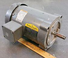 Baldor KM3454 Electric Motor 1/4 Hp 1725 Rpm 230/460 Volt 007