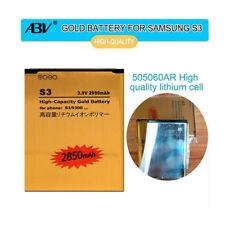 BATTERIE GOLD HAUTE-CAPACITÉ 2850 mAh Samsung Galaxy S3 i9300 i9305 i879 T999