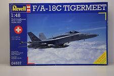 AVION F/A-18C TIGERMEET REVELL 1/48 NEUF EN BOITE