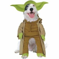 Yoda Star Wars Pet Costume Dog Movie Cute Funny Gift Puppy Movies