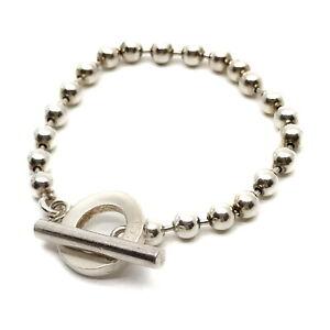 Gucci Bracelet  Silver   410854