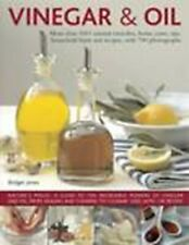 """Vinegar & Oil / 1001 Natural Remedies"" *NEW* HC/DJ; Bridget Jones (Ex-display)"