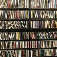 Lot of over 100 RANDOM CD's Different Genre's Rock, R&B, Rap CD ONLY NO CASES