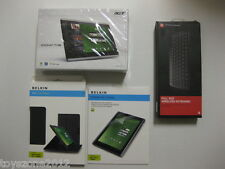 ACER ICONIA TAB A500-10S16U 16GB Wi-Fi + EXTRA Acc. ONLY USED 2 TIMES