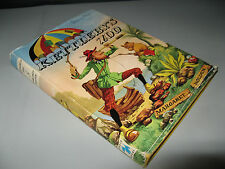 1st 1957, Kettleby's Zoo by Margaret Holden. To read aloud, or read alone. HB/DJ