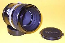 Nikon Micro-NIKKOR-P Auto 55mm 1:3,5 in extremely good condition!