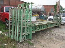 Non Stop heavy duty scaffolding, EZ to crank up,