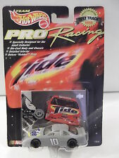 "TEAM HOT WHEELS PRO RACING ""RICKY RUDD"" TEST TRACK #10 TIDE 1998   NIP"