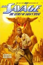 Doc Savage: The Secret of Satan's Spine (The Wild Adventures of Doc Savage)