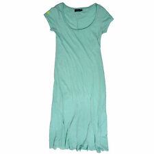 Polo Ralph Lauren Maxi Dress Womens Jersey Pony Logo Cotton Casual Summer New