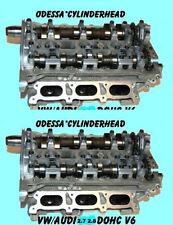 2 AUDI A6 VW PASSAT 2.7 2.8 DOHC 30 VAL V6 CYLINDER HEADS Casting# 373AH