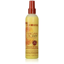 [CREME OF NATURE] ARGAN OIL STRENGTH & SHINE LEAVE-IN CONDITIONER 8.45OZ
